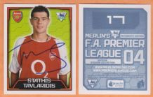 Arsenal Stathis Tavlaridis Greece 17